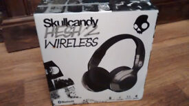 SKULLCANDY HESH 2 BLUETOOTH HEADPHONES NEW BOXED