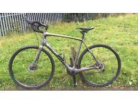 Specialized Roubaix SL4 comp disc 2015 road bike