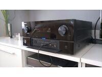 Pioneer SC-LX72 home cinema receiver
