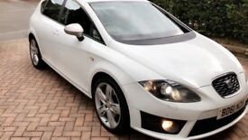 Seat Leon fr plus cr Tdi fsh sat nav cheapest in uk