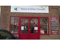*Under Offer* *Beauty and Holistic Therapies Salon for Sale in Brigg