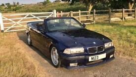 Bmw 318i Convertible M3 REP 72K **P/X WELCOME**