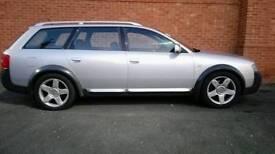 Audi A6 Allroad automatic
