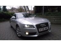 AUDI A5 2.7TDI AUTOMATIC (08PLATE) COUPE, 120K ON THE CLOCK LOOKS AND DRIVES AMAZING PX WELCOME