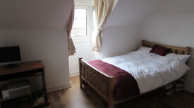 Bedroom and study / living room for rent in Leek, Staffordshire