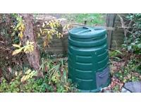 Green garden Compost
