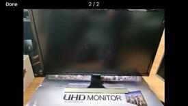 """Samsung 28"""" 4K gaming monitor"""
