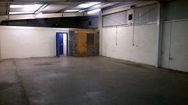 1500 Sqft Industrial Unit - Shanwell Road Ind. Estate -Tayport, Fife