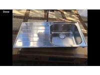 Brand new RangeMaster Sink: LHD-1.0