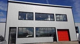 High quality serviced office space, Moy Road Business Park.