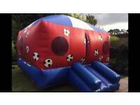 Football Bouncy Castle