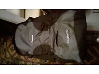 Berghaus Silhouette 55+15W rucksack in excellent condition