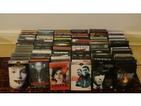 99 DVDs collection for sale, bargain price. Some rare and collectibles