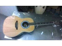 Electro -Acoustic guitar - Academy Korean made