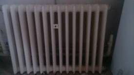 Cast Iron radiators £90 each £negotiable for 7 job lot
