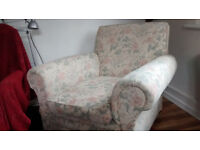 Arm chair - big and comfortable armchair