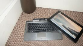fujitsu stylistic q702 core i5 256gb ssd 4gb touchscreen/2 in 1