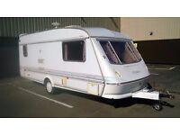 Elddis GT Jetstream 1994 Caravan in VERY GOOD CONDITION . QUICK SALE !!!!