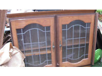 CORNER UNIT KITCHEN CABINETS TO GIVE AWAY