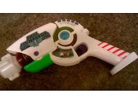 Buzz Light Year SPace/Laser Guns
