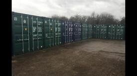 Storage containers garages shed workshop warehouse parking to rent swanley Kent
