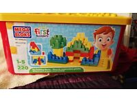 Large box of mega blocks. £15 in excellent condition. Collection only.