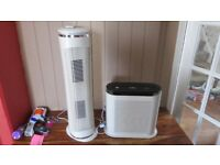 2 x Homedics Air purifiers