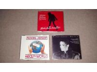 Michael Jackson - 3 x CD's very good condition