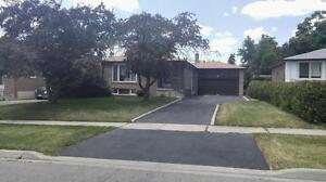 Three Bedroom Main and Upper Dixie and Steeles