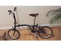 Brand New Brompton Bike (M3EU)