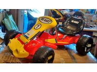 Maplin electric ride on Go-Kart 12 volt