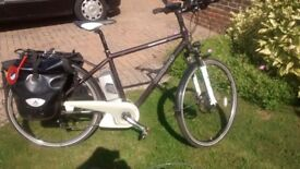 Kalkhoff Pro Connect Electric bike with extras