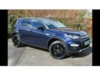 Land Rover Discovery sport HSE LUX SUV