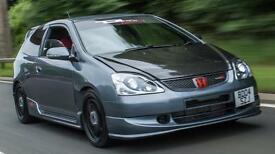 Honda Civic EP3 Type R Low Milage BREAKING