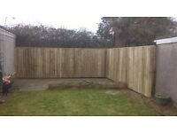 Gowerton fencing decking and landscaping