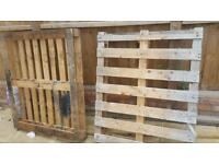 Pallets/Wood for Free