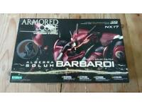 Armored Core Variable Infinity Barbaroi Kotobukiya Model Kit