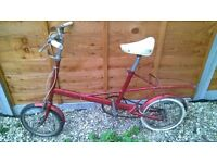 Vintage Moulton Mini for Restoration