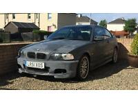 Bmw e46 330ci manual