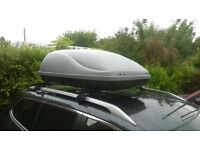 Halfords Roof Box 420L