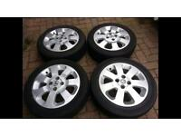 Vauxhall Corsa Alloy Wheels for sale