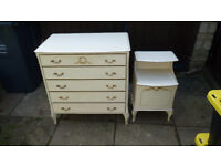 sey of drawers