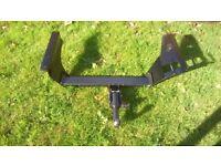 2010 Honda CRV Used Swan neck Towbar