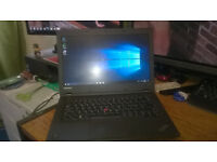 Lenovo L440 Intel I5 Processor 4th Gen 2.50ghz 4gb Memory 320gb Hard Drive with Webcam