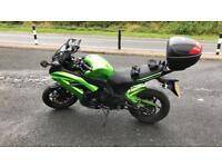 2013 ER6-F motorbike for sale!