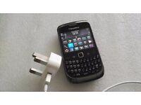 Unlocked BlackBerry Curve 3G 9300 excellent
