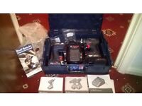 Bosch Impact Drive + Drill 18v 3 x batteries 1.5h,,,,,,,,NEW!!!!!