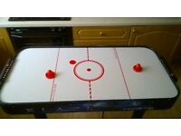 4ft free standing air hocky table
