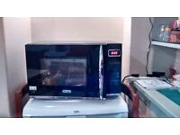 DeLonghi EC92 Touch Microwave/Grill/Convection Oven Combo