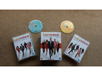 Burn Notice Series 1 - 7 DVD Set Complete Collection